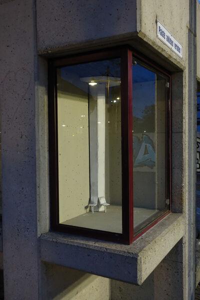 Kristin Wenzel - Art installation Loerrach 2