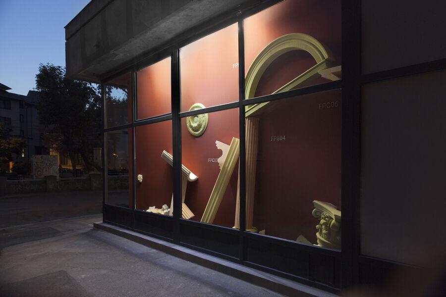 Kristin Wenzel - Suprainfinit Gallery, Bucharest