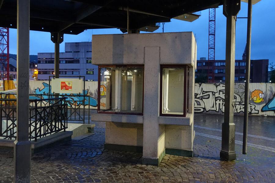 Kristin Wenzel - Art installation Loerrach