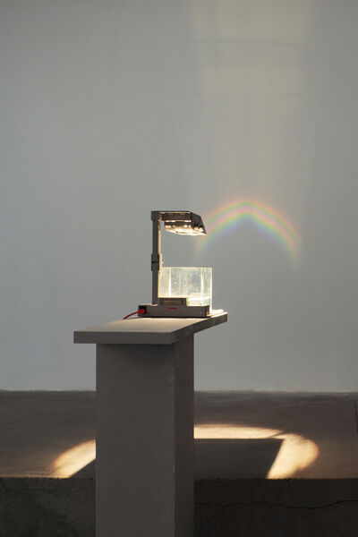 Kristin Wenzel - Installation in in the the future future #3