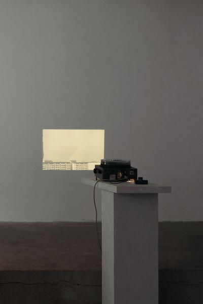 Kristin Wenzel - Installation in in the the future future #4
