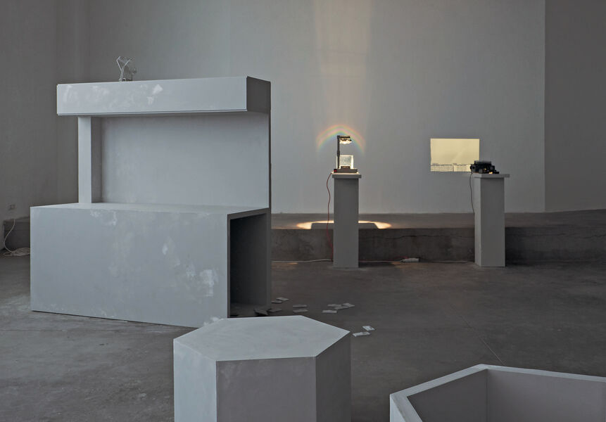Kristin Wenzel - Installation in in the the future future #1