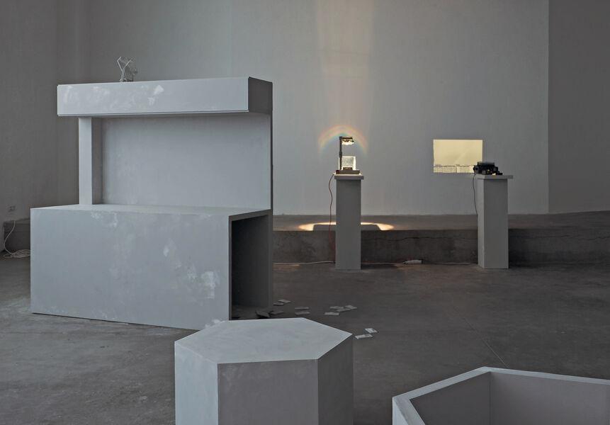Kristin Wenzel - Installation in in the the future future #1