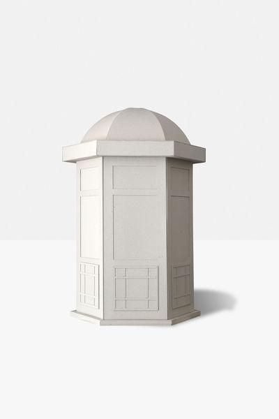 Kristin Wenzel | Sculpture model for a pavillon #2 2