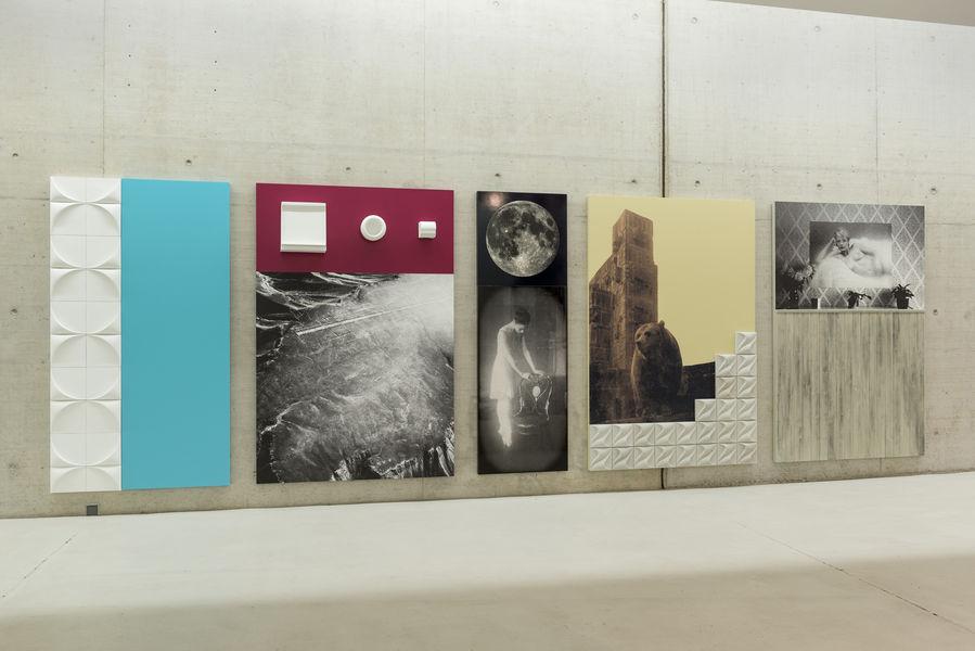 Kristin Wenzel Installation view KIT, Kunst im Tunnel, Düsseldorf