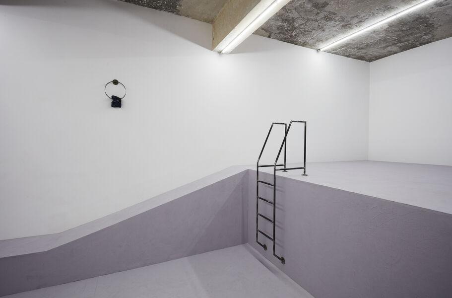 Kristin Wenzel | installation Suprainfinit gallery, Bucharest 4
