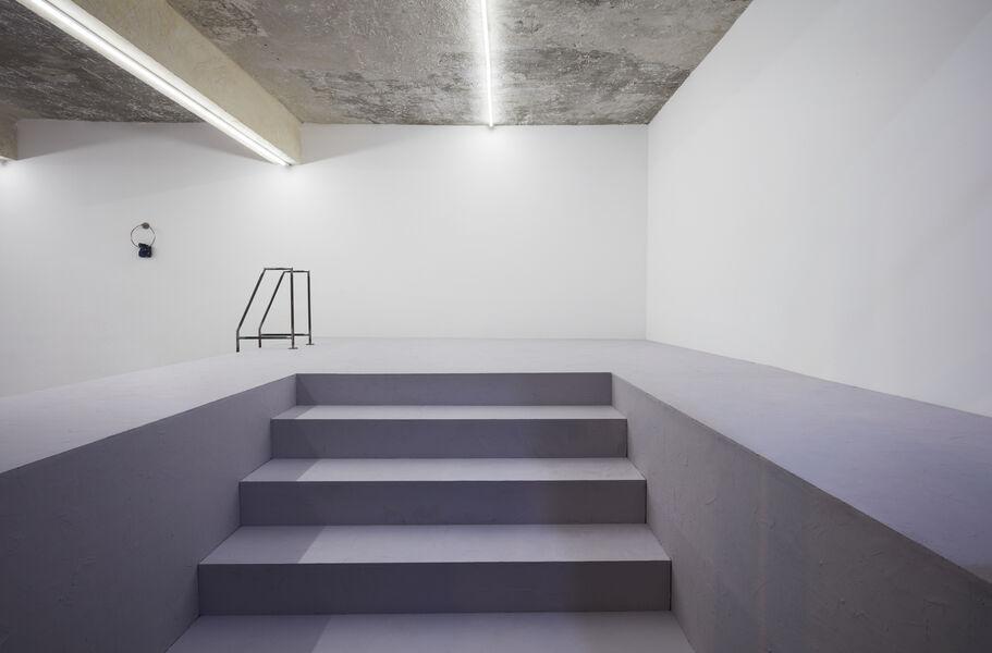 Kristin Wenzel | installation Suprainfinit gallery, Bucharest 2