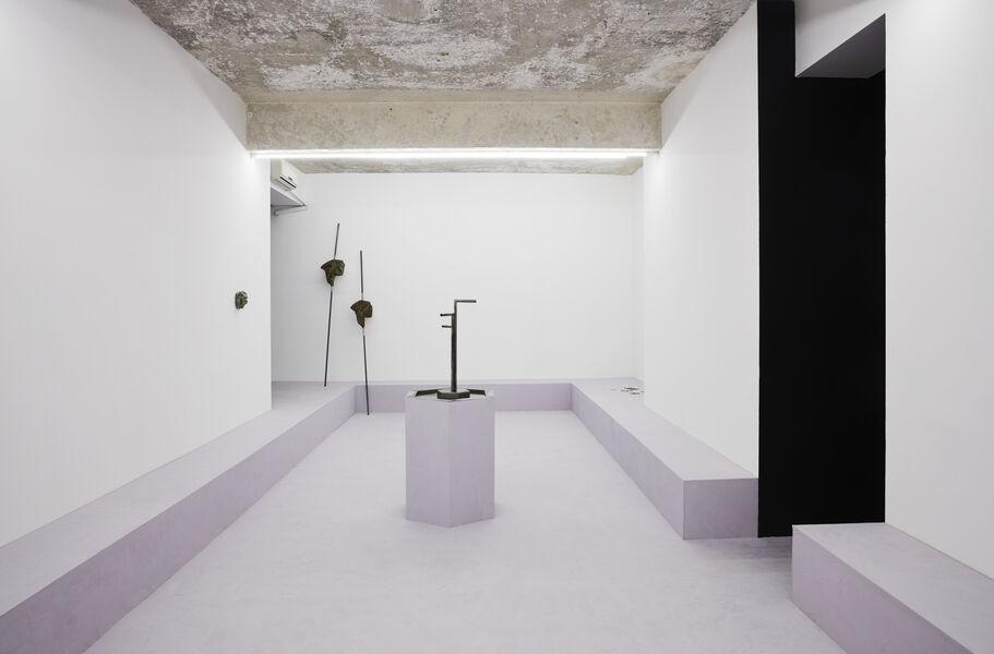Kristin Wenzel | installation Suprainfinit gallery, Bucharest 5