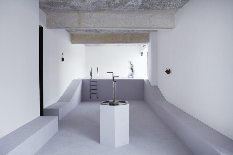 Kristin Wenzel | installation Suprainfinit gallery, Bucharest